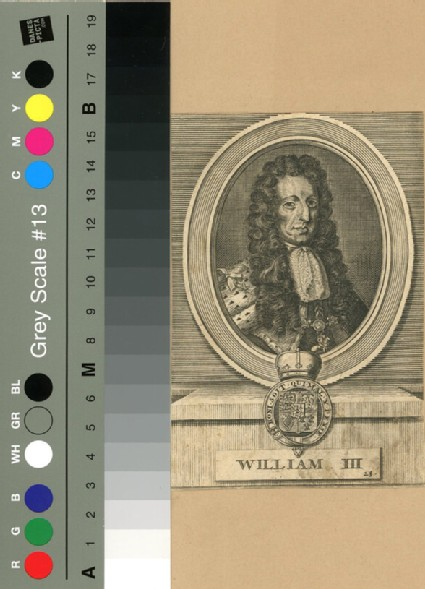 Portrait of William III