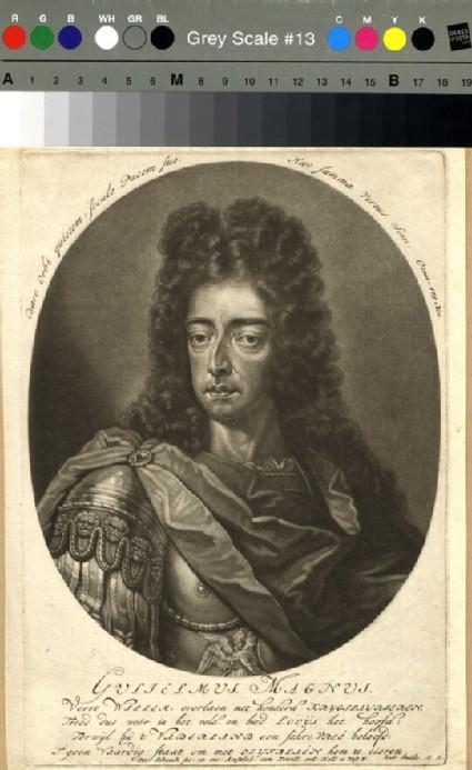 William III as Prince of Orange