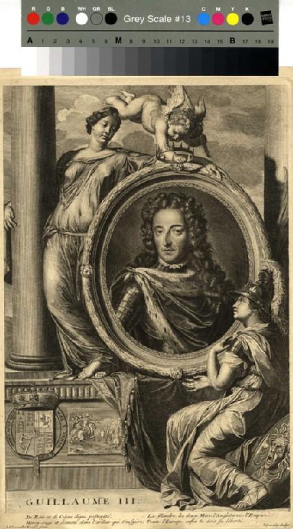 Portrait of William III