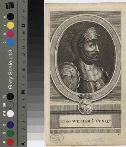 Portrait of William I