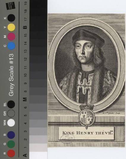 Portrait of Henry VII