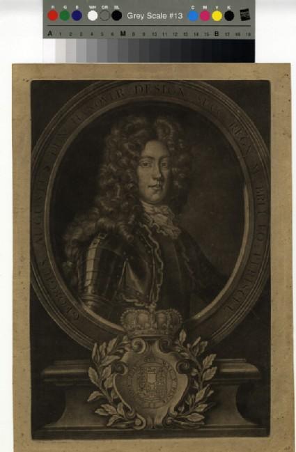 Portrait of George II
