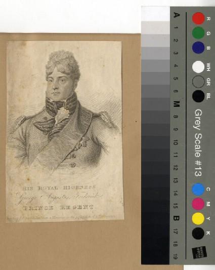 Portrait of George IV