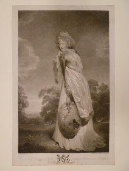 Countess of Derby (Miss Farren)