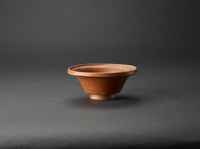 Samian ware cup, with small break on rim (AN1873.18)