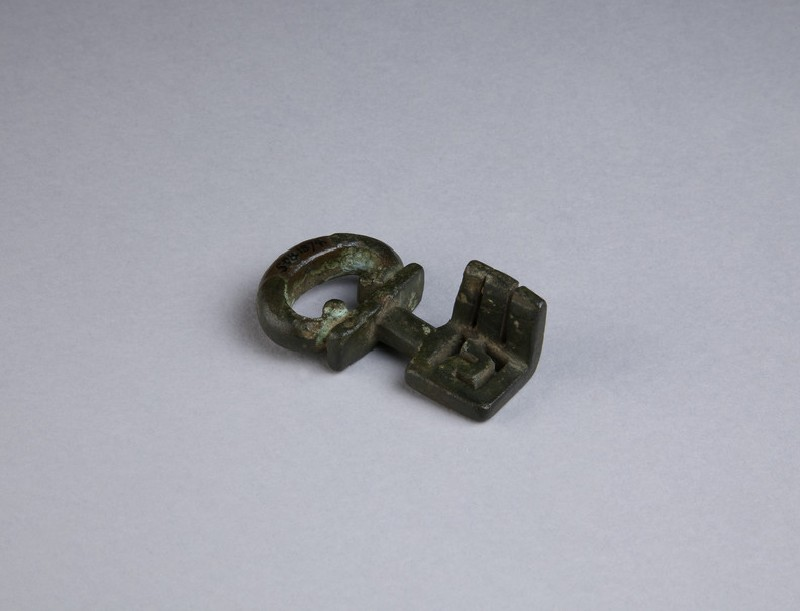 Bronze key (AN1874.508)