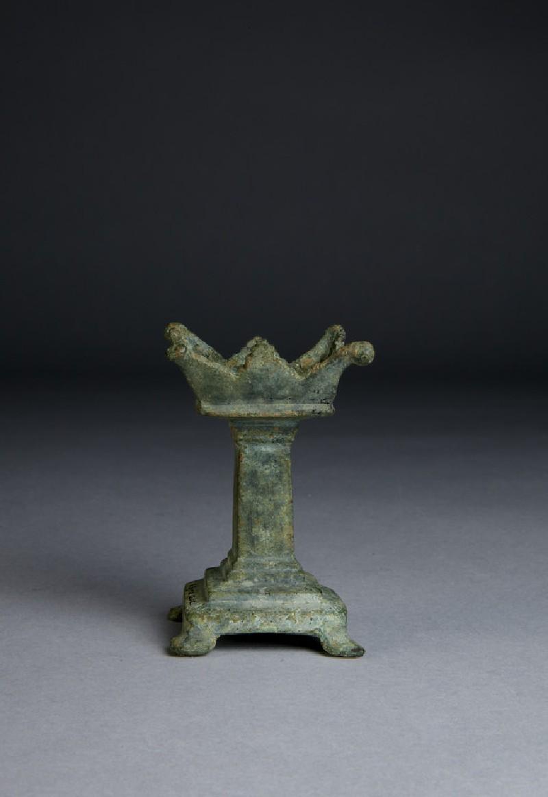 Bronze fire altar