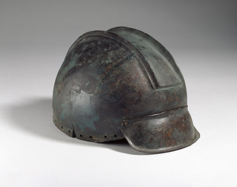 Bronze helmet (AN1885.464)