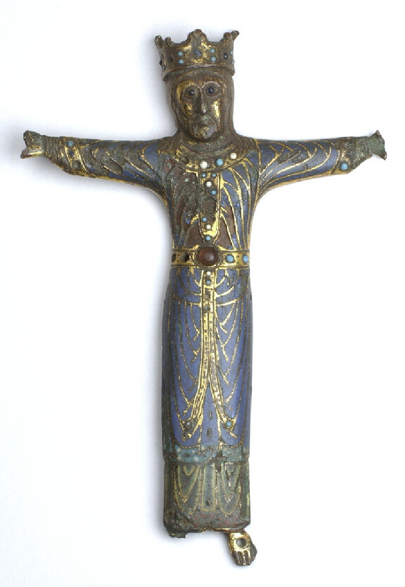 Crucified Christ in a Colobium