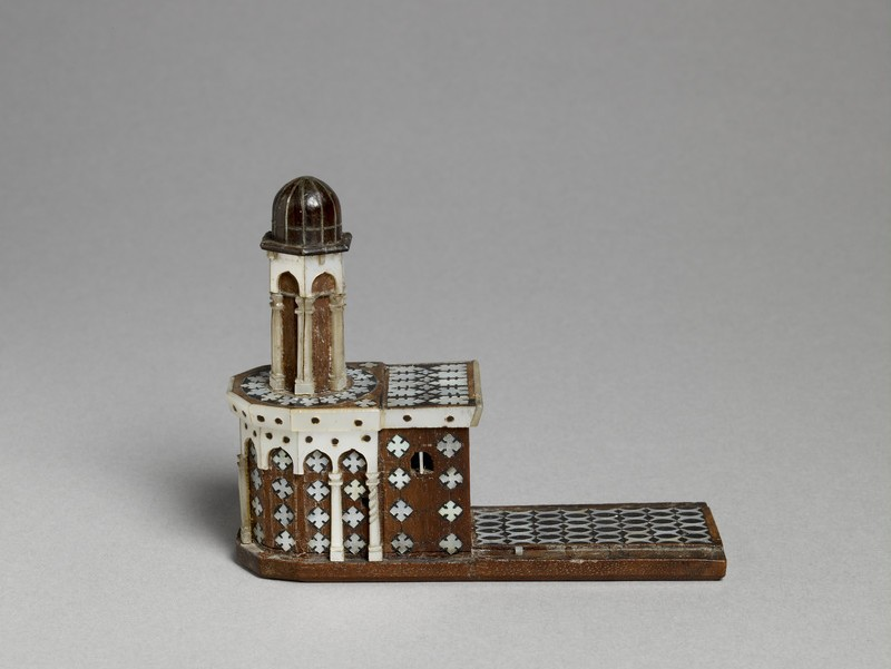 Model of the Edicule of the Church of the Holy Sepulcre