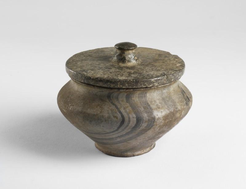 Stone bowl or vase