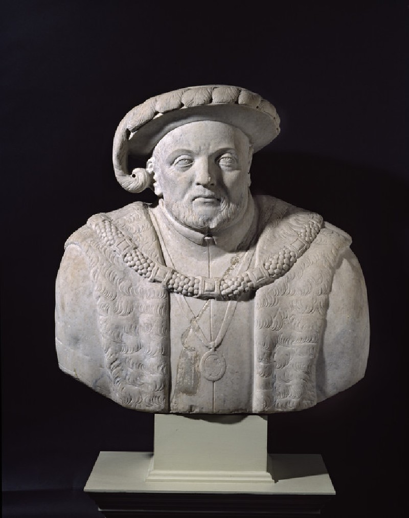 Bust of King Henry VIII (AN1896-1908.G.1228)