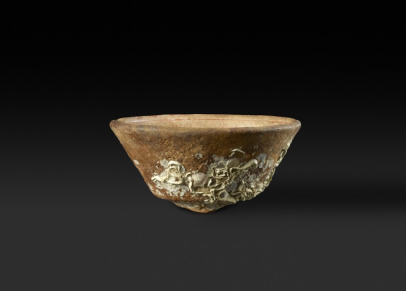 Red-slipped bowl (AN1909.1158)