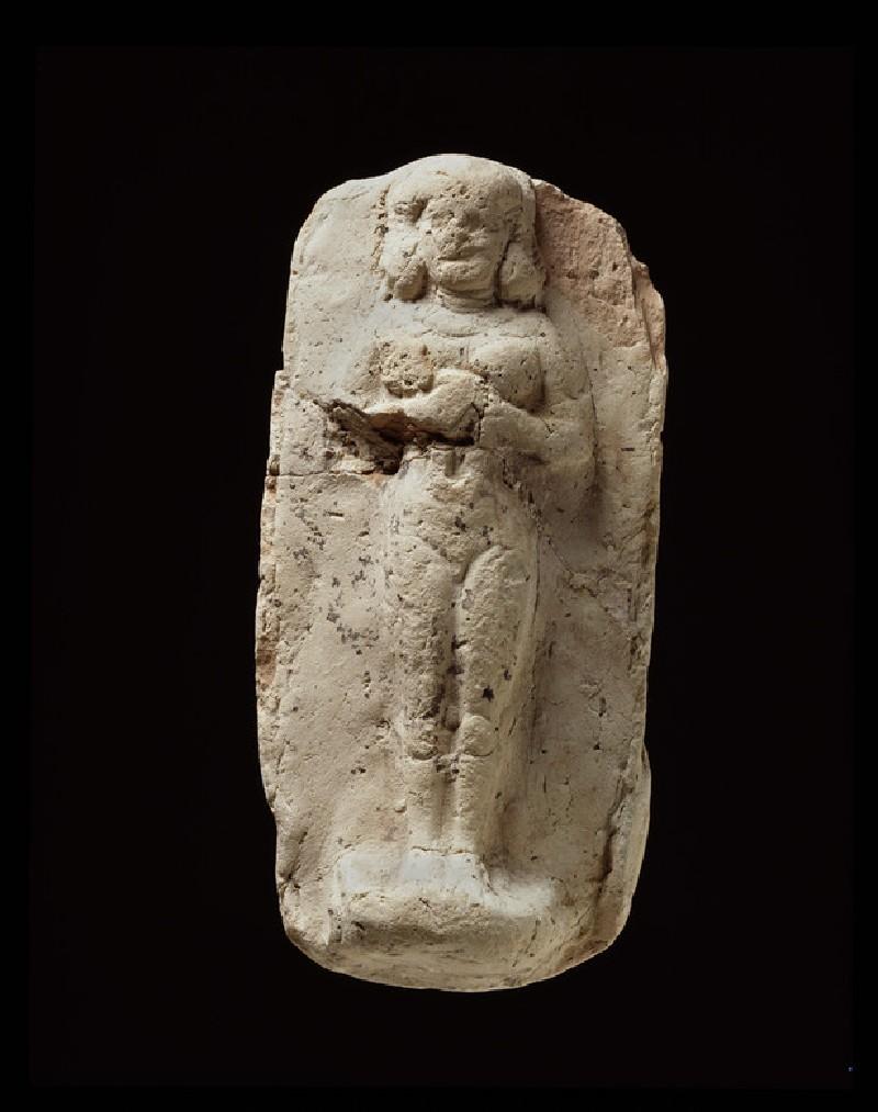 Female figurine plaque (AN1924.499)