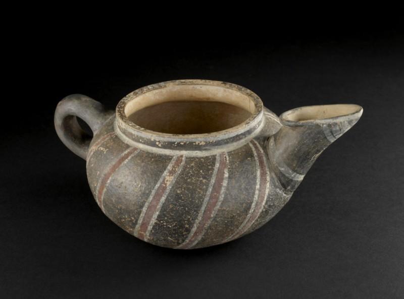 Spouted 'teapot' (AN1931.235)