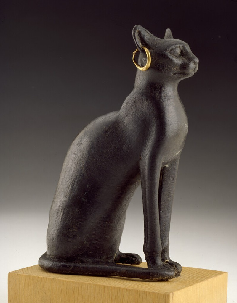Statuette of the cat goddess, Bastet
