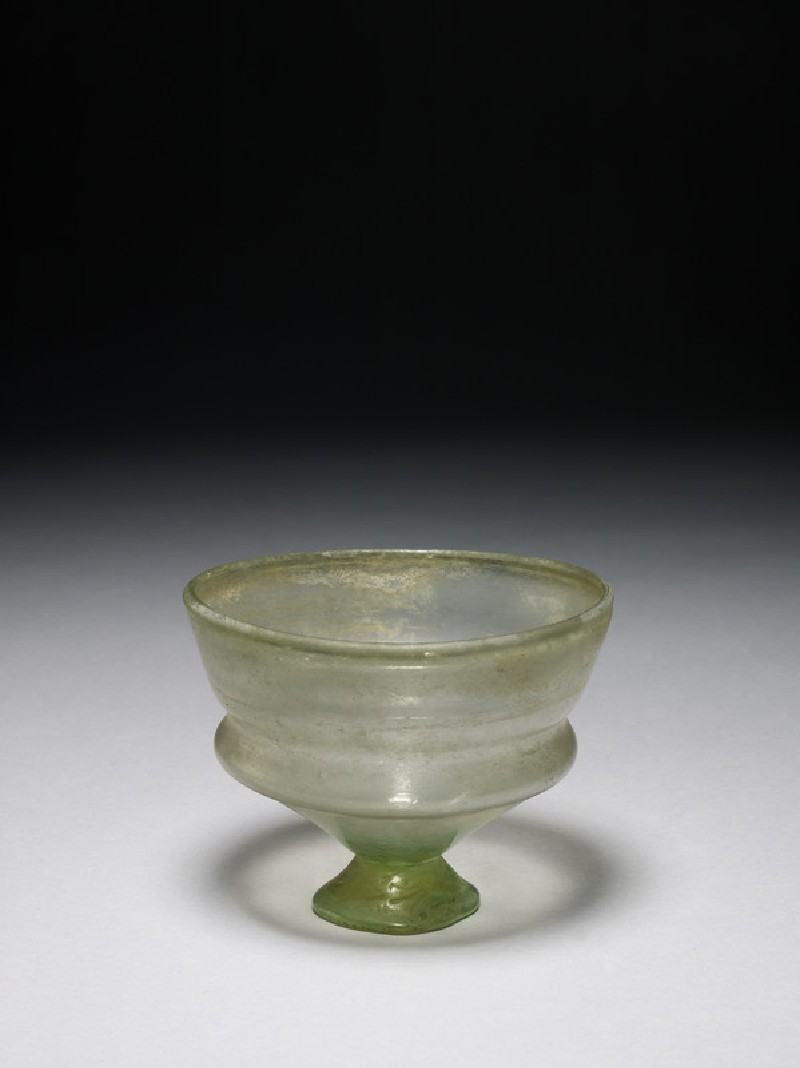 Glass goblet (AN1956.1020)