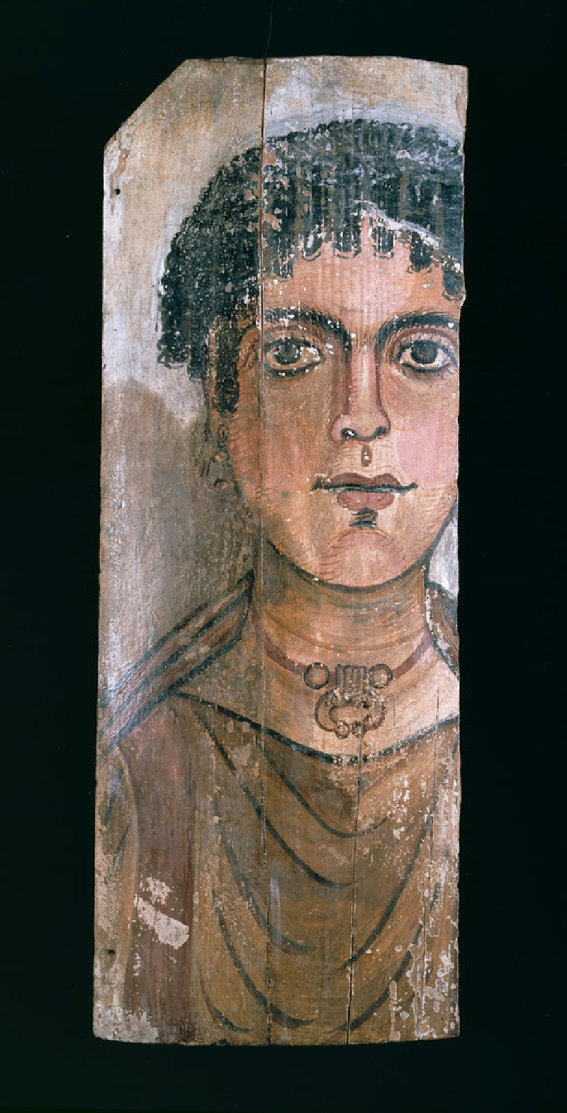 Mummy portrait (AN1966.1112)