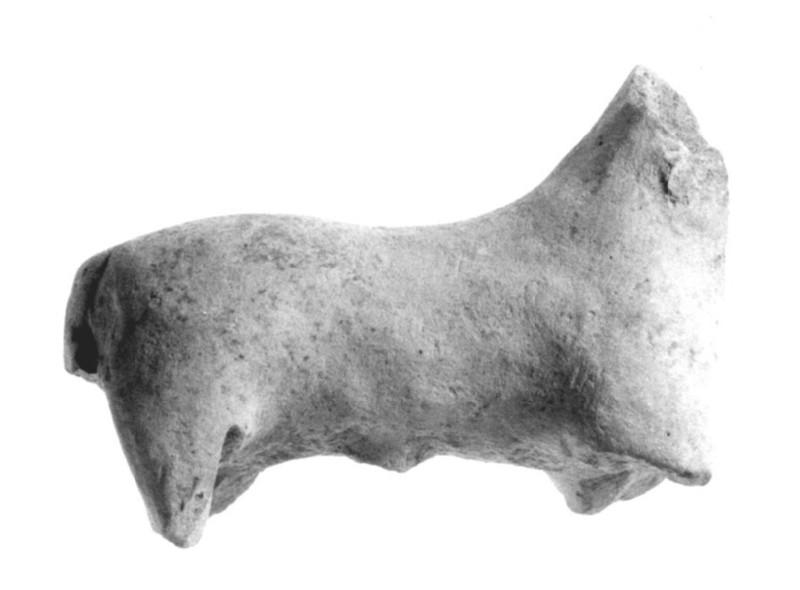 Figurine of a ram