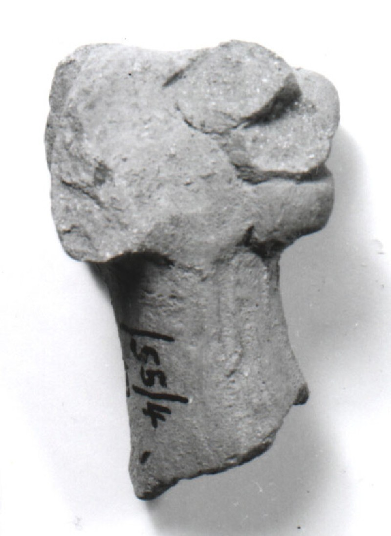 Head of a female figurine (AN1968.478)