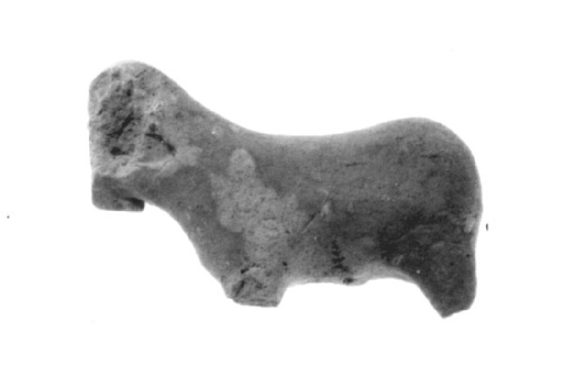 Quadruped figurine (AN1970.487)