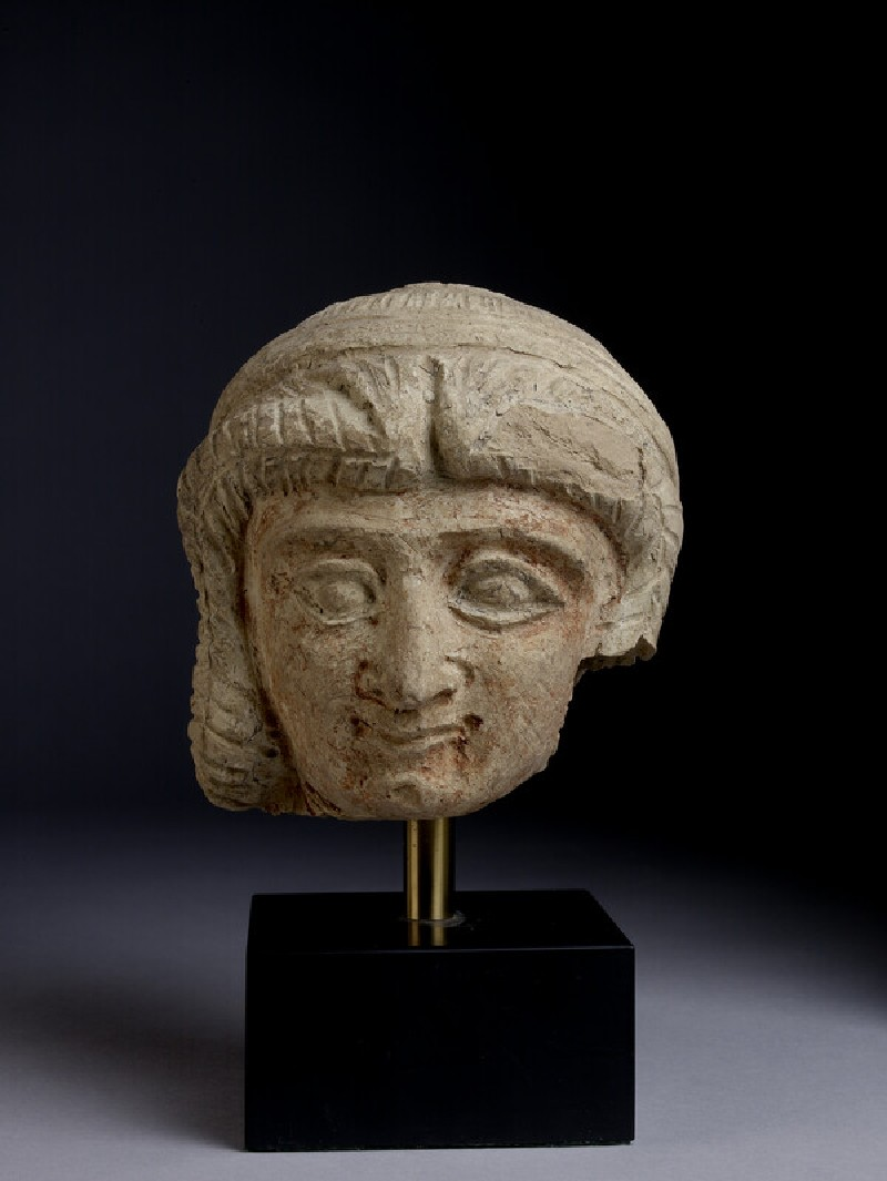 Woman's head (AN1976.74)
