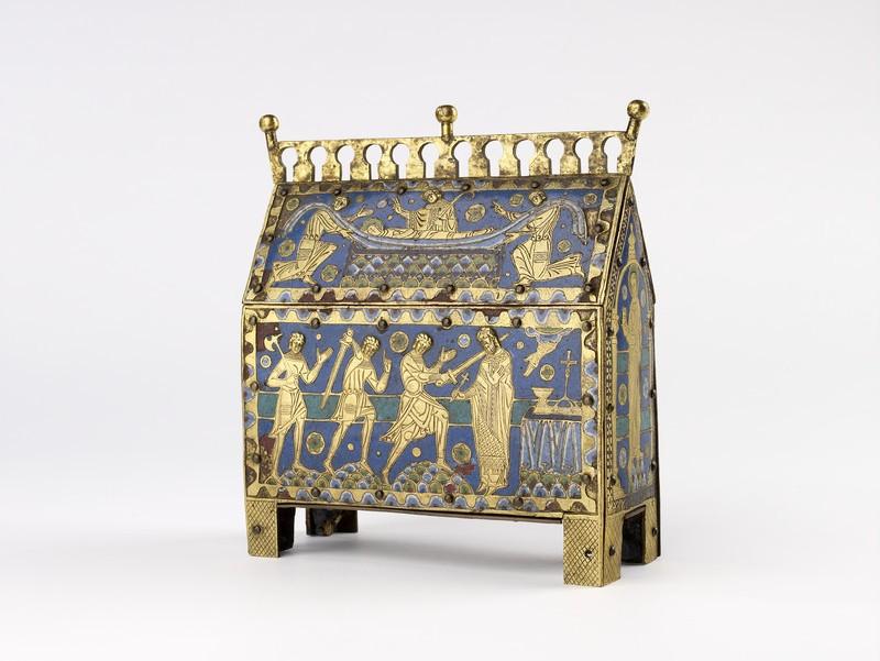 Reliquary casket of Saint Thomas Becket