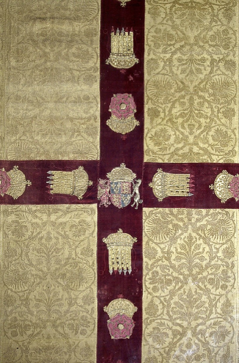 Funeral pall of Henry VII (Cloth of Gold) (AN2009.52)