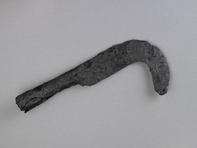 Iron bill hook