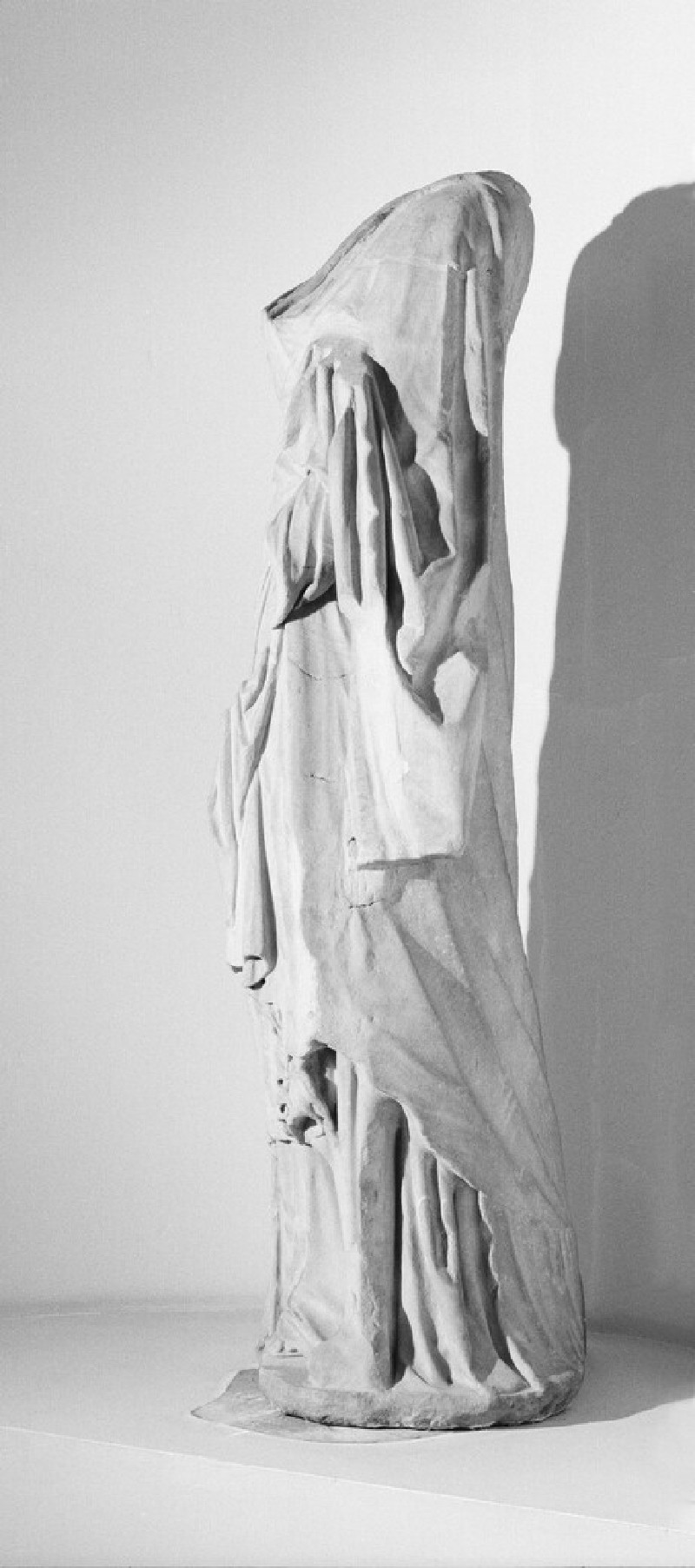 Statue of female