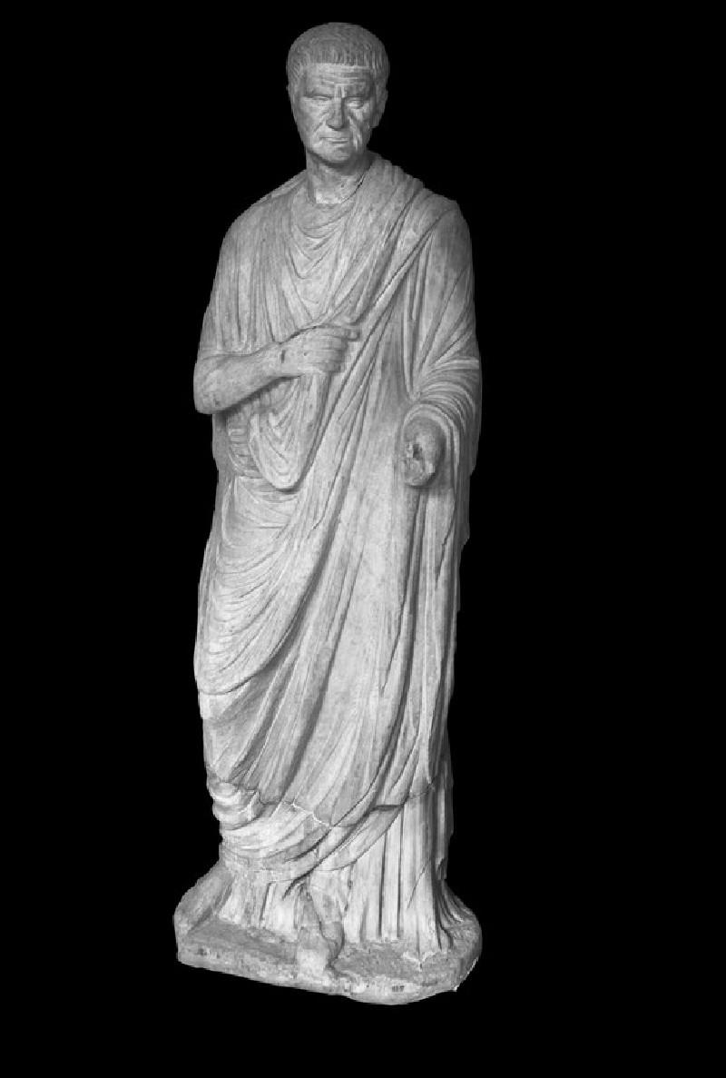 Statue of Gaius Marius (ANMichaelis.44)