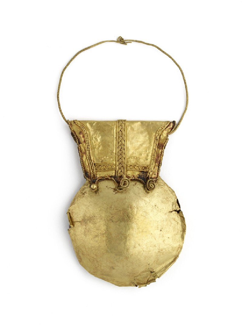 Gold bulla (ANOldfield.1)
