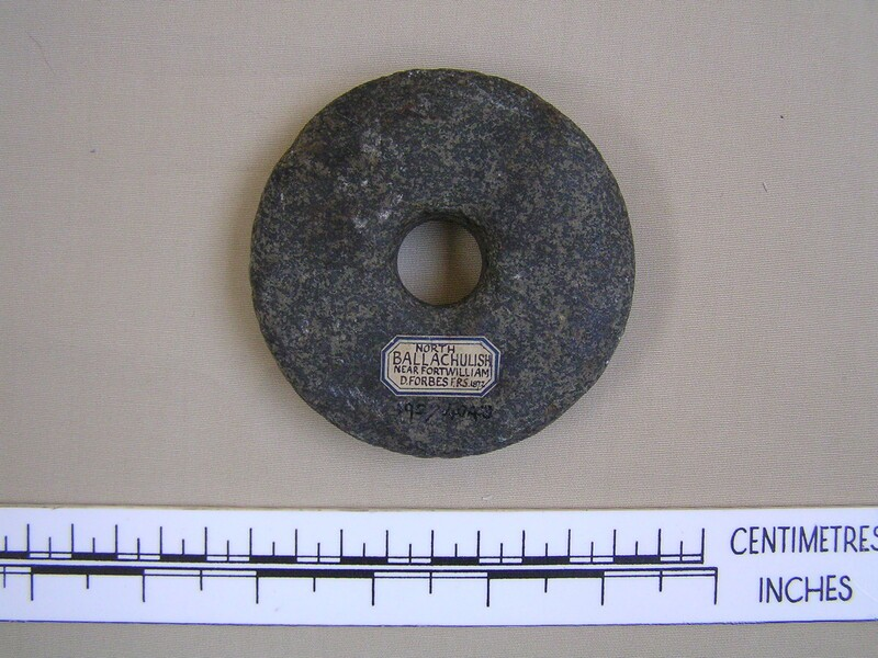 Disc (AN1927.4043, record shot)