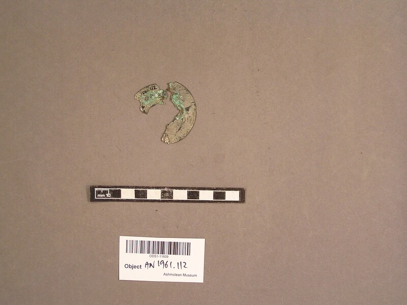 Penannular brooch (AN1961.112, record shot)