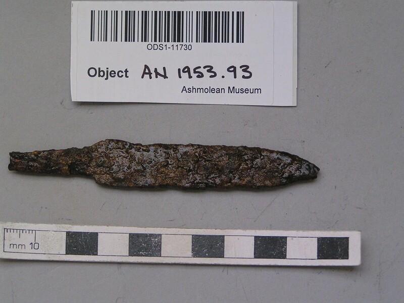 Knife (AN1953.93, record shot)
