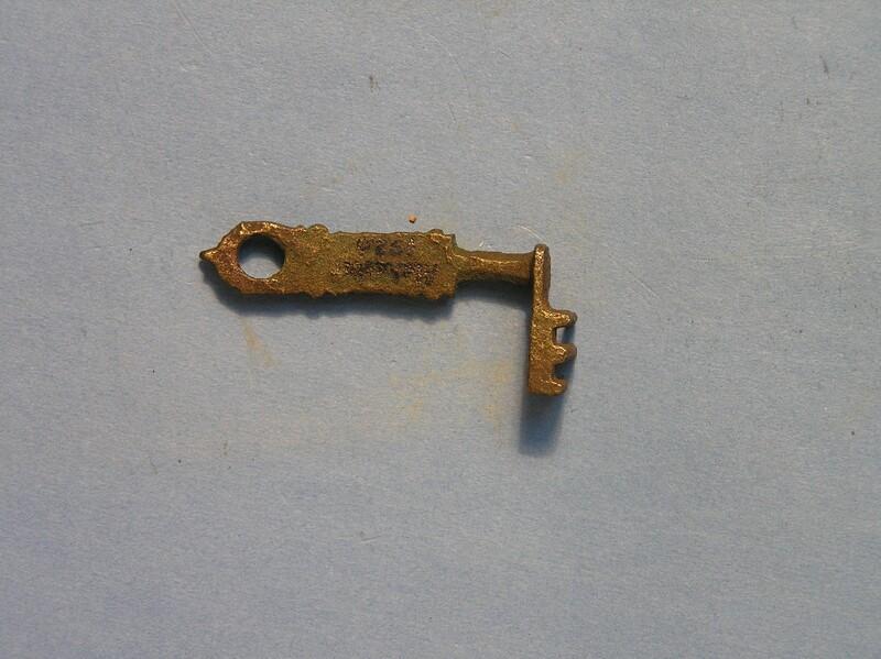 Key (AN1928.551, record shot)