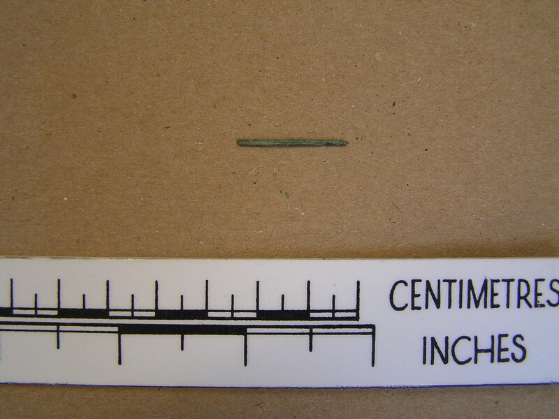 Needle (AN1934.241, record shot)