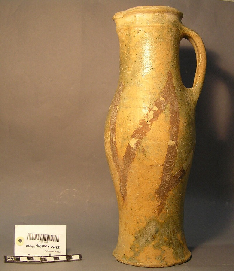 Baluster jug