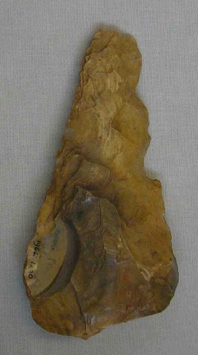 Handaxe (AN1966.1420, record shot)