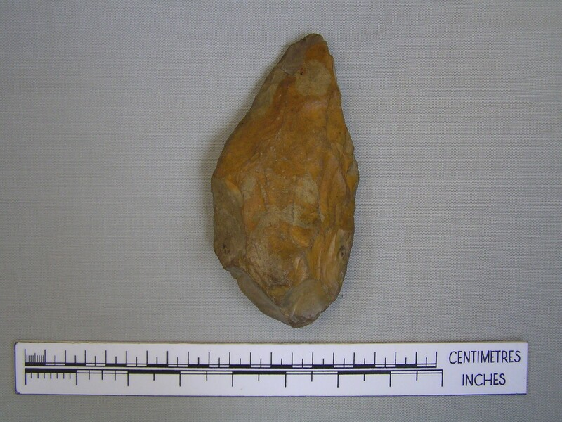 Handaxe (AN1976.5, record shot)