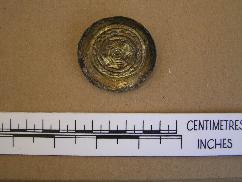Saucer brooch (AN1961.102, record shot)