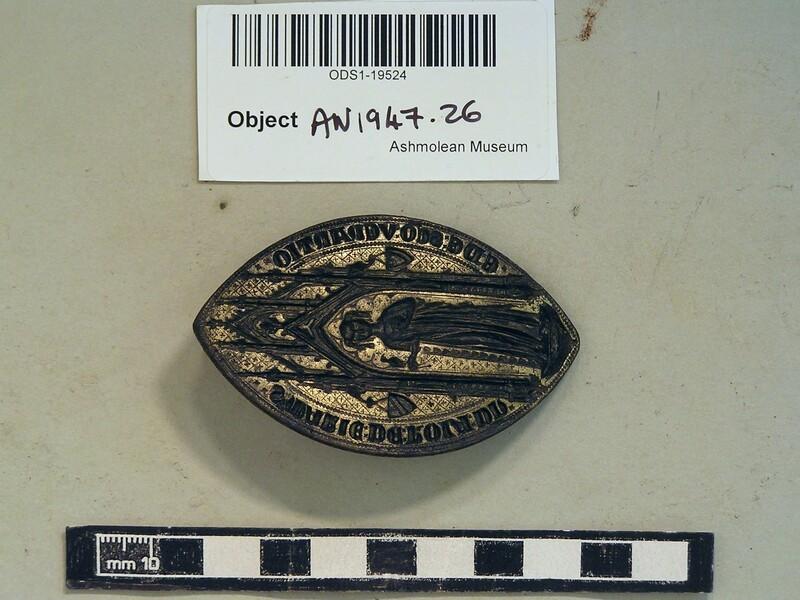 Brass seal matrix