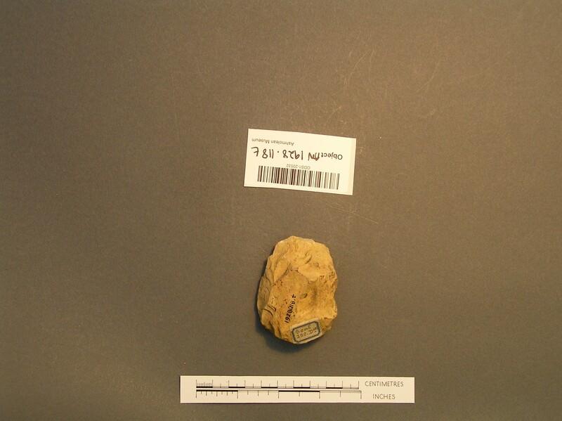 Handaxe (AN1928.118.t, record shot)