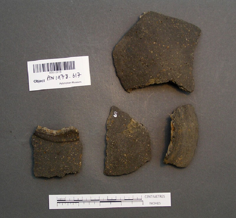 Jar sherds