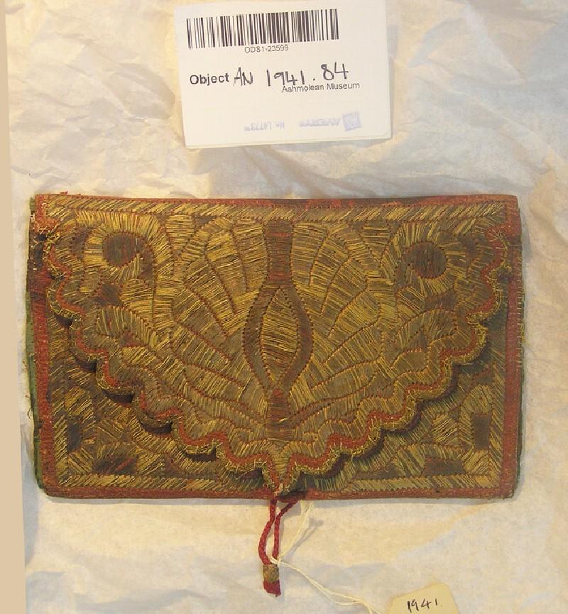 Wallet (AN1941.84, record shot)