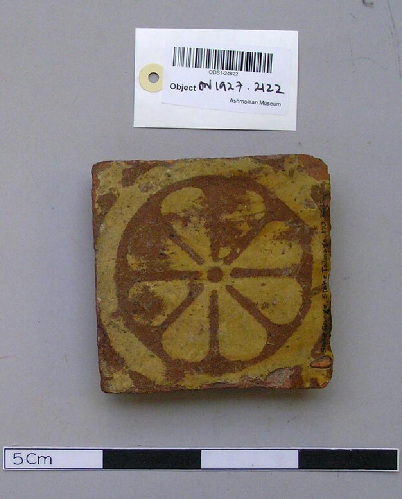 Tile (AN1927.2122, record shot)