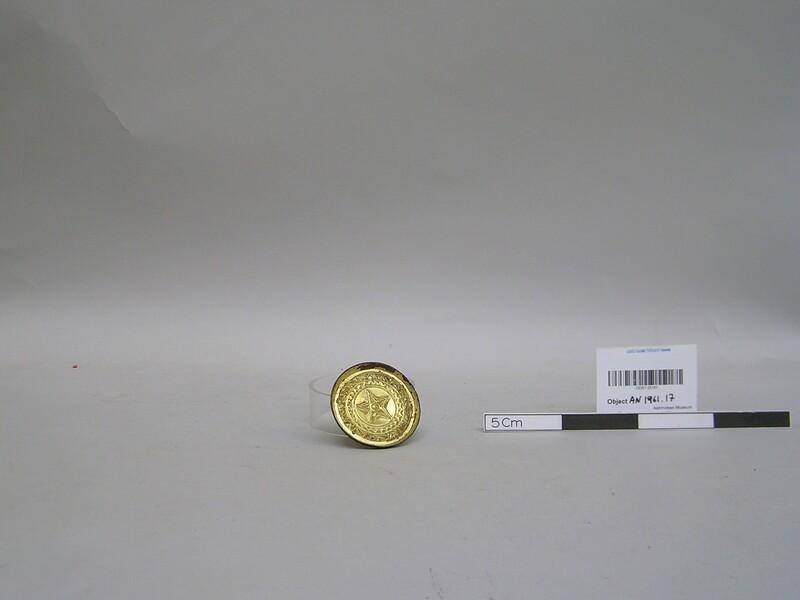Saucer brooch (AN1961.17, record shot)