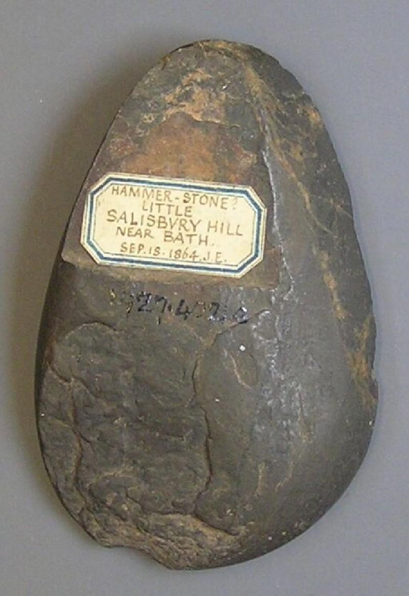 Hammerstone (AN1927.4021.g, record shot)
