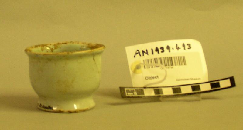 Ungent jar (AN1939.493, record shot)