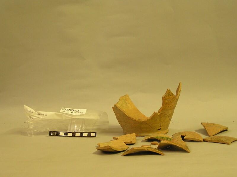 Jug fragments (AN1937.447, record shot)